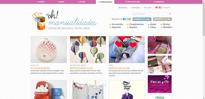 Los mejores blog diy en espa ol para la decoraci n del hogar - Los mejores blogs de decoracion ...