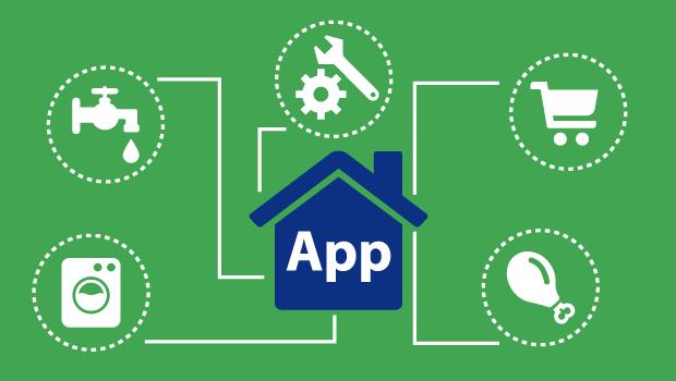 Las mejores apps para poner orden a tu vida emancipada - App para disenar casas ...