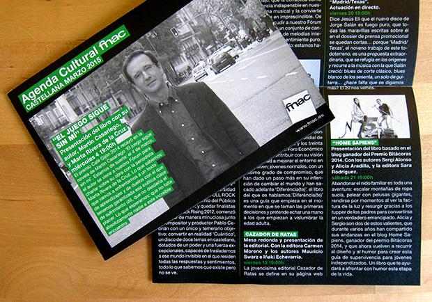 fnac presentación libro