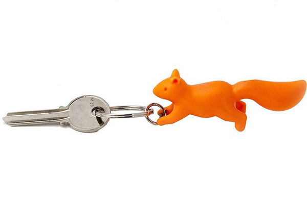 key-ring-and-key-holder-squirrel